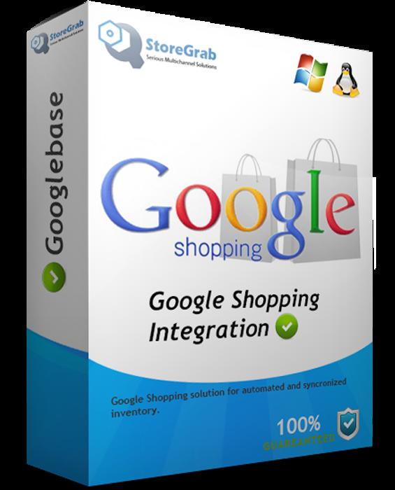 Googlebase Shopping